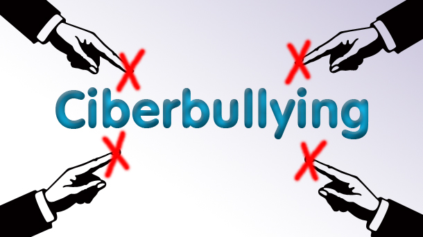 No señalar en un caso de ciberbullying