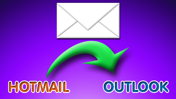De Hotmail a outlook